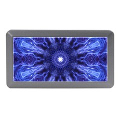 Tech Neon And Glow Backgrounds Psychedelic Art Memory Card Reader (mini)