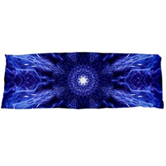 Tech Neon And Glow Backgrounds Psychedelic Art Body Pillow Case Dakimakura (two Sides)