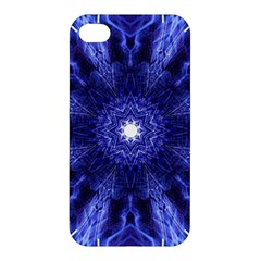 Tech Neon And Glow Backgrounds Psychedelic Art Apple Iphone 4/4s Premium Hardshell Case