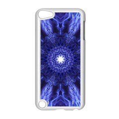 Tech Neon And Glow Backgrounds Psychedelic Art Apple Ipod Touch 5 Case (white)