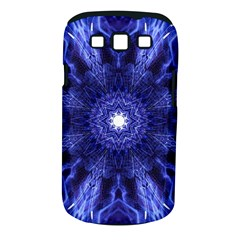 Tech Neon And Glow Backgrounds Psychedelic Art Samsung Galaxy S Iii Classic Hardshell Case (pc+silicone)