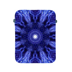 Tech Neon And Glow Backgrounds Psychedelic Art Apple Ipad 2/3/4 Protective Soft Cases
