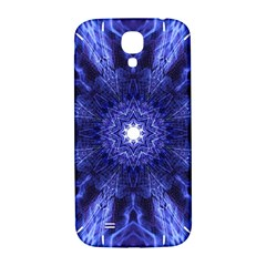 Tech Neon And Glow Backgrounds Psychedelic Art Samsung Galaxy S4 I9500/i9505  Hardshell Back Case