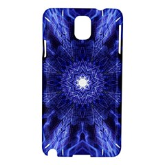 Tech Neon And Glow Backgrounds Psychedelic Art Samsung Galaxy Note 3 N9005 Hardshell Case
