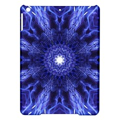 Tech Neon And Glow Backgrounds Psychedelic Art Ipad Air Hardshell Cases