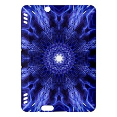 Tech Neon And Glow Backgrounds Psychedelic Art Kindle Fire Hdx Hardshell Case