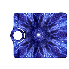 Tech Neon And Glow Backgrounds Psychedelic Art Kindle Fire Hdx 8 9  Flip 360 Case