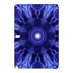 Tech Neon And Glow Backgrounds Psychedelic Art Samsung Galaxy Tab Pro 10 1 Hardshell Case