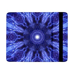Tech Neon And Glow Backgrounds Psychedelic Art Samsung Galaxy Tab Pro 8 4  Flip Case