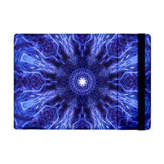 Tech Neon And Glow Backgrounds Psychedelic Art Ipad Mini 2 Flip Cases