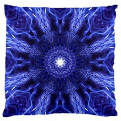 Tech Neon And Glow Backgrounds Psychedelic Art Standard Flano Cushion Case (one Side)