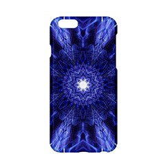 Tech Neon And Glow Backgrounds Psychedelic Art Apple Iphone 6/6s Hardshell Case