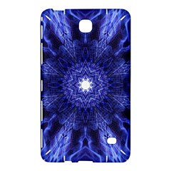 Tech Neon And Glow Backgrounds Psychedelic Art Samsung Galaxy Tab 4 (8 ) Hardshell Case