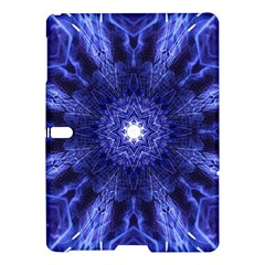 Tech Neon And Glow Backgrounds Psychedelic Art Samsung Galaxy Tab S (10 5 ) Hardshell Case