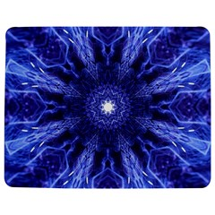 Tech Neon And Glow Backgrounds Psychedelic Art Jigsaw Puzzle Photo Stand (Rectangular)