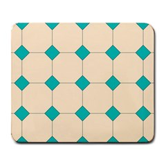 Tile Pattern Wallpaper Background Large Mousepads