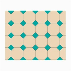 Tile Pattern Wallpaper Background Small Glasses Cloth