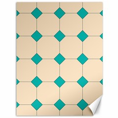 Tile Pattern Wallpaper Background Canvas 36  X 48