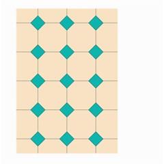 Tile Pattern Wallpaper Background Large Garden Flag (two Sides)