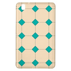 Tile Pattern Wallpaper Background Samsung Galaxy Tab Pro 8 4 Hardshell Case