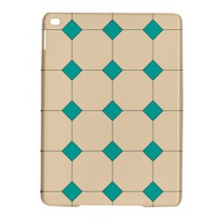 Tile Pattern Wallpaper Background iPad Air 2 Hardshell Cases