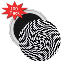Whirl 2 25  Magnets (100 Pack)