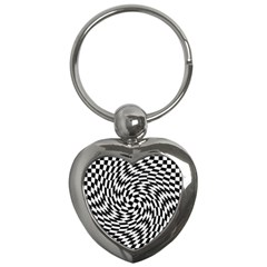 Whirl Key Chains (heart)
