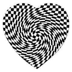 Whirl Jigsaw Puzzle (heart)