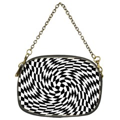 Whirl Chain Purses (one Side)