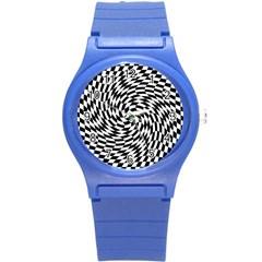Whirl Round Plastic Sport Watch (s)