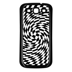 Whirl Samsung Galaxy S3 Back Case (black)