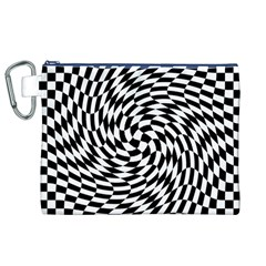 Whirl Canvas Cosmetic Bag (xl)