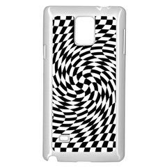 Whirl Samsung Galaxy Note 4 Case (white)
