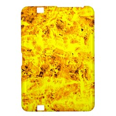 Yellow Abstract Background Kindle Fire Hd 8 9