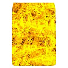 Yellow Abstract Background Flap Covers (s)