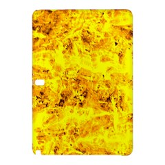 Yellow Abstract Background Samsung Galaxy Tab Pro 10 1 Hardshell Case