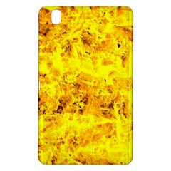 Yellow Abstract Background Samsung Galaxy Tab Pro 8 4 Hardshell Case
