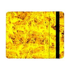 Yellow Abstract Background Samsung Galaxy Tab Pro 8 4  Flip Case