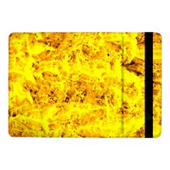 Yellow Abstract Background Samsung Galaxy Tab Pro 10 1  Flip Case