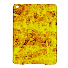 Yellow Abstract Background Ipad Air 2 Hardshell Cases
