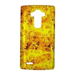 Yellow Abstract Background Lg G4 Hardshell Case