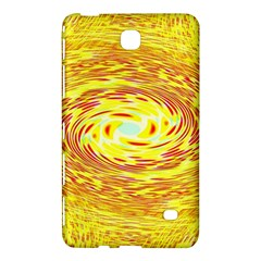 Yellow Seamless Psychedelic Pattern Samsung Galaxy Tab 4 (8 ) Hardshell Case