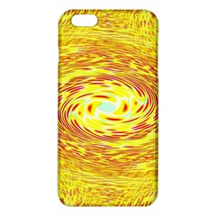Yellow Seamless Psychedelic Pattern Iphone 6 Plus/6s Plus Tpu Case