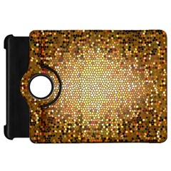 Yellow And Black Stained Glass Effect Kindle Fire Hd 7