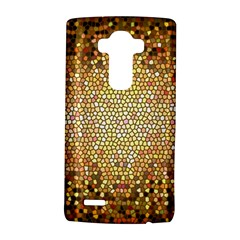 Yellow And Black Stained Glass Effect Lg G4 Hardshell Case