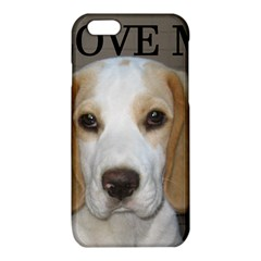 Beagle  Tan And White Love Pic iPhone 6/6S TPU Case