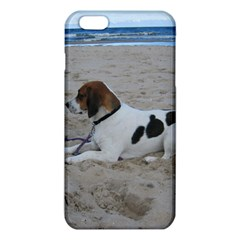 Beagle On Beach iPhone 6 Plus/6S Plus TPU Case