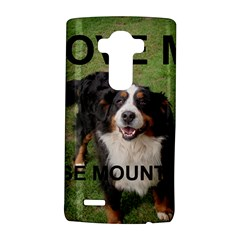 Bernese Mountain Dog Love W Pic LG G4 Hardshell Case