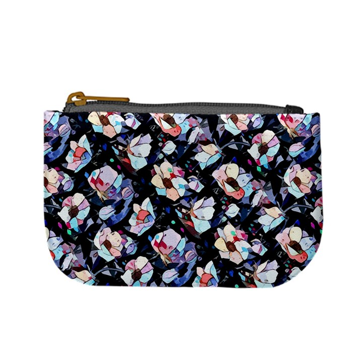 Filtered Anemones  Mini Coin Purses