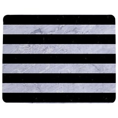 Stripes2 Black Marble & White Marble Jigsaw Puzzle Photo Stand (rectangular)